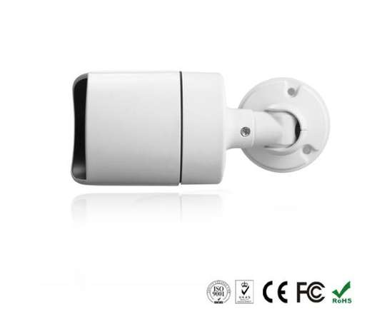 Bullet CCTV IP Network Camera 2.0MP 1080 Pixels (PoE) Nairobi CBD - image 2