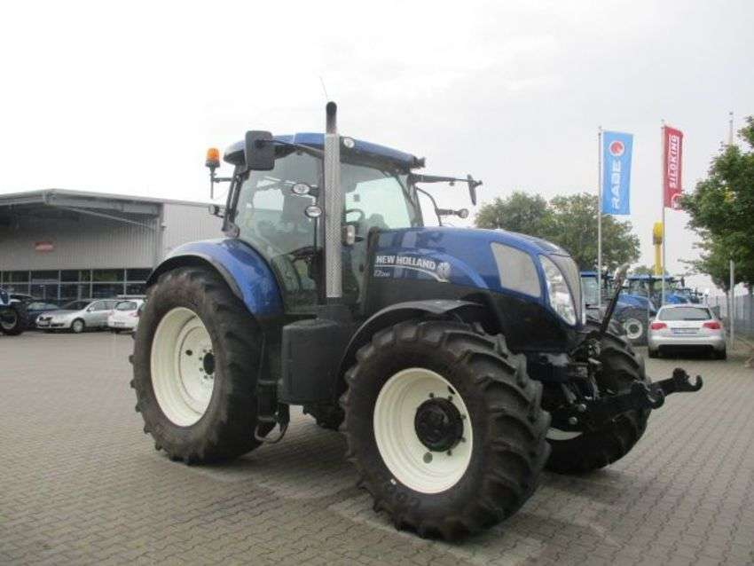 New Holland T7.200 Ac - 2014 - image 4