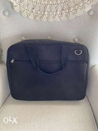 laptop or books case