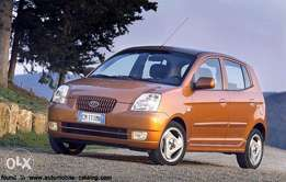 I need Kia Picanto for work and pay
