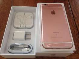 Brand New iphone 6S 64GB Sealed with 1 Year warranty ALL COLORS