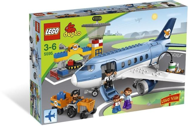 Lego Duplo Samolot 5595 Klocki Rydzyna Olxpl