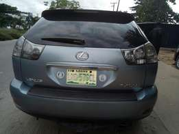 Very clean,well maintained,first body registered 2004 RX330
