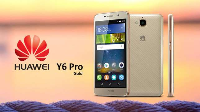 Huawei y 6 pro Brand new and sealed in a shop Original with warranty Nairobi CBD - image 1