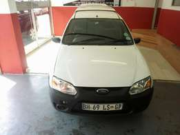 2011 Ford Bantam 1.3 Canopy, Color White, Price R74,000.