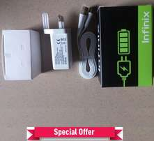 Infinix Adaptive Fast Charger -Original Fast Charging Flash Chargers