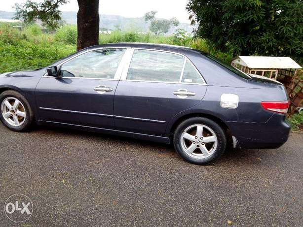 A Clean Honda Accord EOD Abuja - image 4