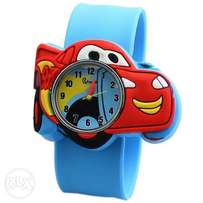 3D Silicone Kids Wrist Watches