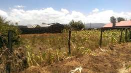 50*100 plot for sale at maili sita, Nakuru.