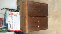 Antique sewing caninet for sale