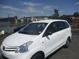 Toyota Avanza 1.5 2014 Model,5 Doors factory A/C And C/D Player