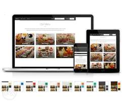 online outside catering reservation system!