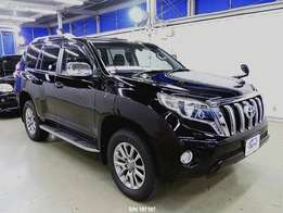 Get your self a TOYOTA PRADO TX_LG 2016 model at a very good price