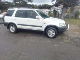 Honda CRV 4x2 SUV 2.0 Manual