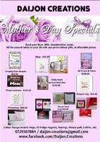 Daijon Creations - Mothers Day Specials 2017