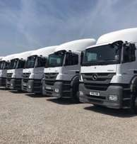 Mercedes Benz actros truck brand new car