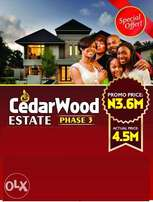 Land At Free Trade Zone - Cedarwood Estate, Ibeju Lekki