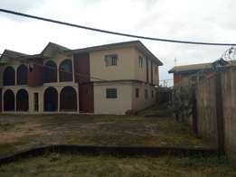 A four flat building at 2nd ugbor G. R. A,
