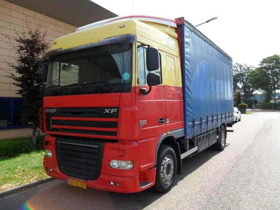DAF Xf105 - 2007