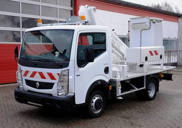Renault Maxity Arbeitsbühne En100tvl Tüv Uvv - 2012