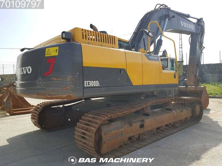 Volvo EC300D L LIKE NEW - COMING SOON - CE MACHINE - 2017