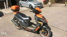 jonway 150 cc scooter for sale R5000.00