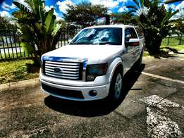 2011 Ford F150 Super Charge Platinum Limited Addition Double Cab