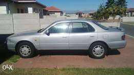in very good running conditions 1993 Toyota camry 300sei