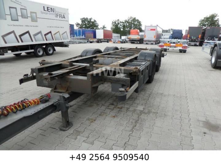 jumbobdf-c7820, fahrhöhe 880 mm - 2007