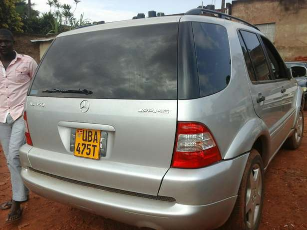 Benz Mercedes ML 350 Kampala - image 7