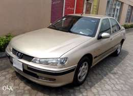 Very Clean Peugeot 406 with low mileage