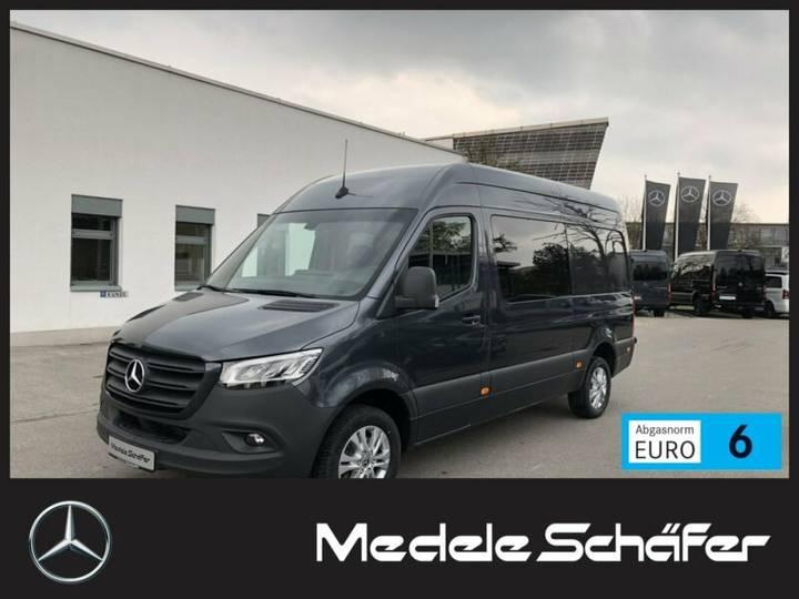 Mercedes-Benz Sprinter 316 Mixto L2H2 5 Sitze AHK 3,5t LED uvm - 2019
