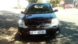 2005 Ford Fiesta 1.6 Ambient Leather Seat