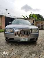 Customized Nig.Used 2008 Chrysler C300 In Excellent Driving Condition