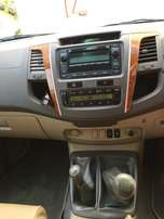 2011 Toyota fortuner 3,0 D4D 4X4