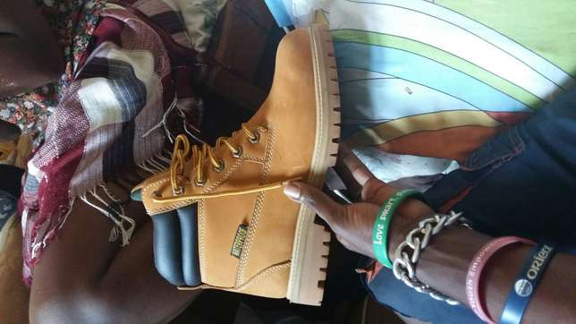 Timberland brand new water proof Entebbe - image 1