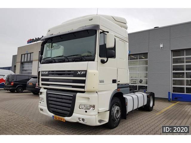 DAF XF105.410 SC, Euro 5, NL Truck MANUAL GEARBOX - 2013