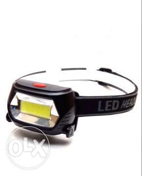 Headlight 3W Outdoor delivery LEB