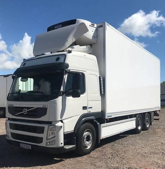 Volvo Fm460 Methane/diesel Kyl / Frysbil ( 100120 ) - 2013