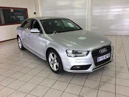 2012 Audi A4 2.0TDI SE Auto for sale R129 900
