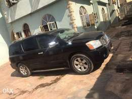Clean 2007 Reg Nissan Armada Raw