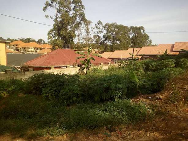 A prime plot of land(50x100ft) on sale in kyaliwajjala at 65m Wakiso - image 1