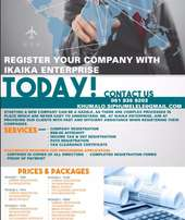 Have Your Company Registered for Only R360