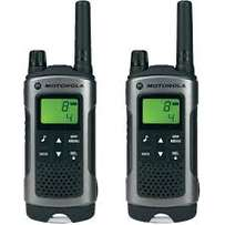 t 60 motorolla walkie talkie 2 way radio