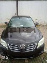 Clean Toyota Camry 2007 Black