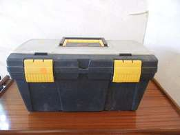 Big Jim_Handy Man Toolbox (Size 460x190x240mm)