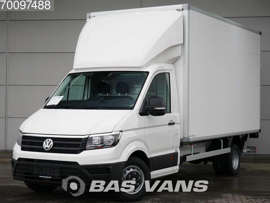 Volkswagen Crafter 2.0 TDI 177PK Bakwagen Dubbellucht Laadklep Zijde... - 2019