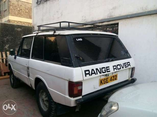 Range Rover in mint Condition Nairobi West - image 2