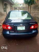 Clean corolla 04 with DVD player and reverse camera.
