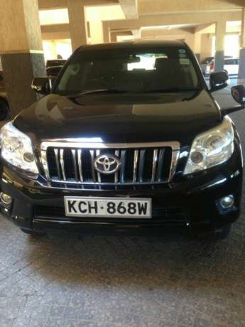Best deal to grab with reasonable price Toyota Land cruiser prado Nyali - image 7